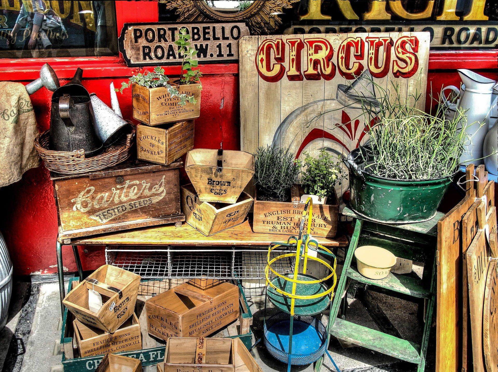 I migliori mercati di Londra: l'esperienza di Francesca