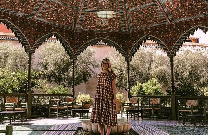 Le Jardin Secret: viaggio nella Marrakech nascosta