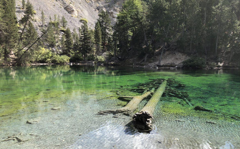 Visitare il Lago Verde di Bardonecchia