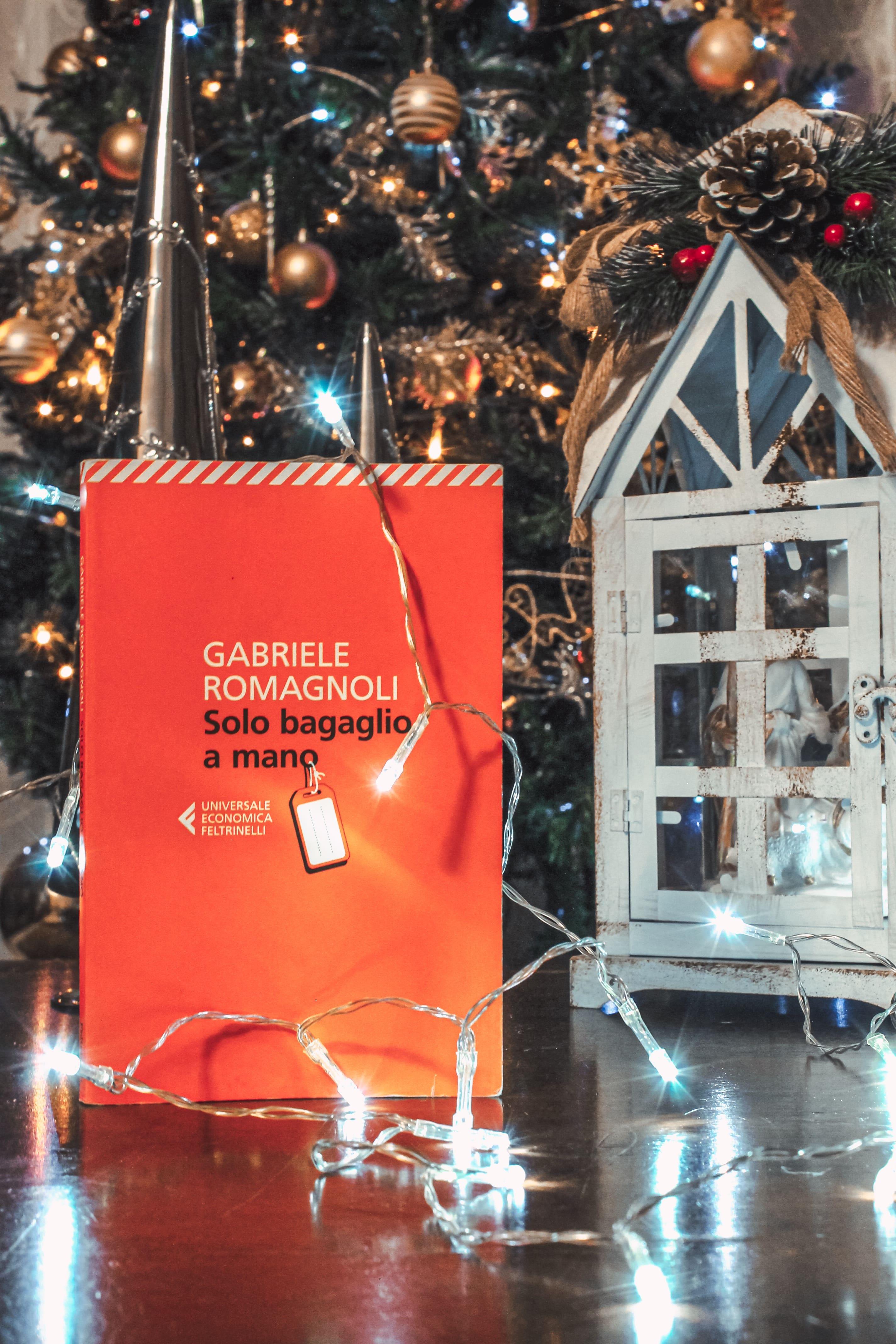 Gabriele Romagnoli - Solo bagaglio a mano