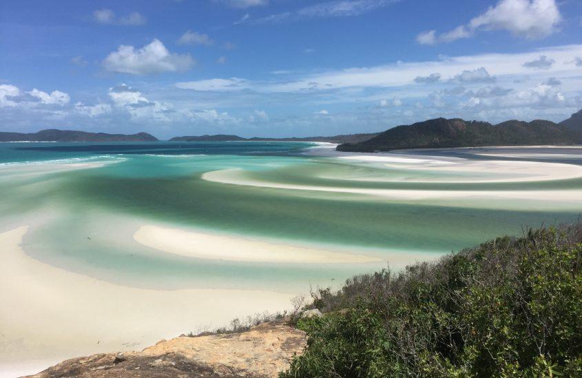 Whitsunday Island: un'isola di paradiso ai tropici del Queensland