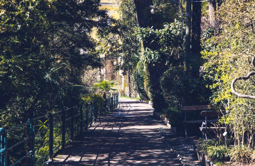 Destinazioni romantiche ideali per San Valentino: le passeggiate meranesi