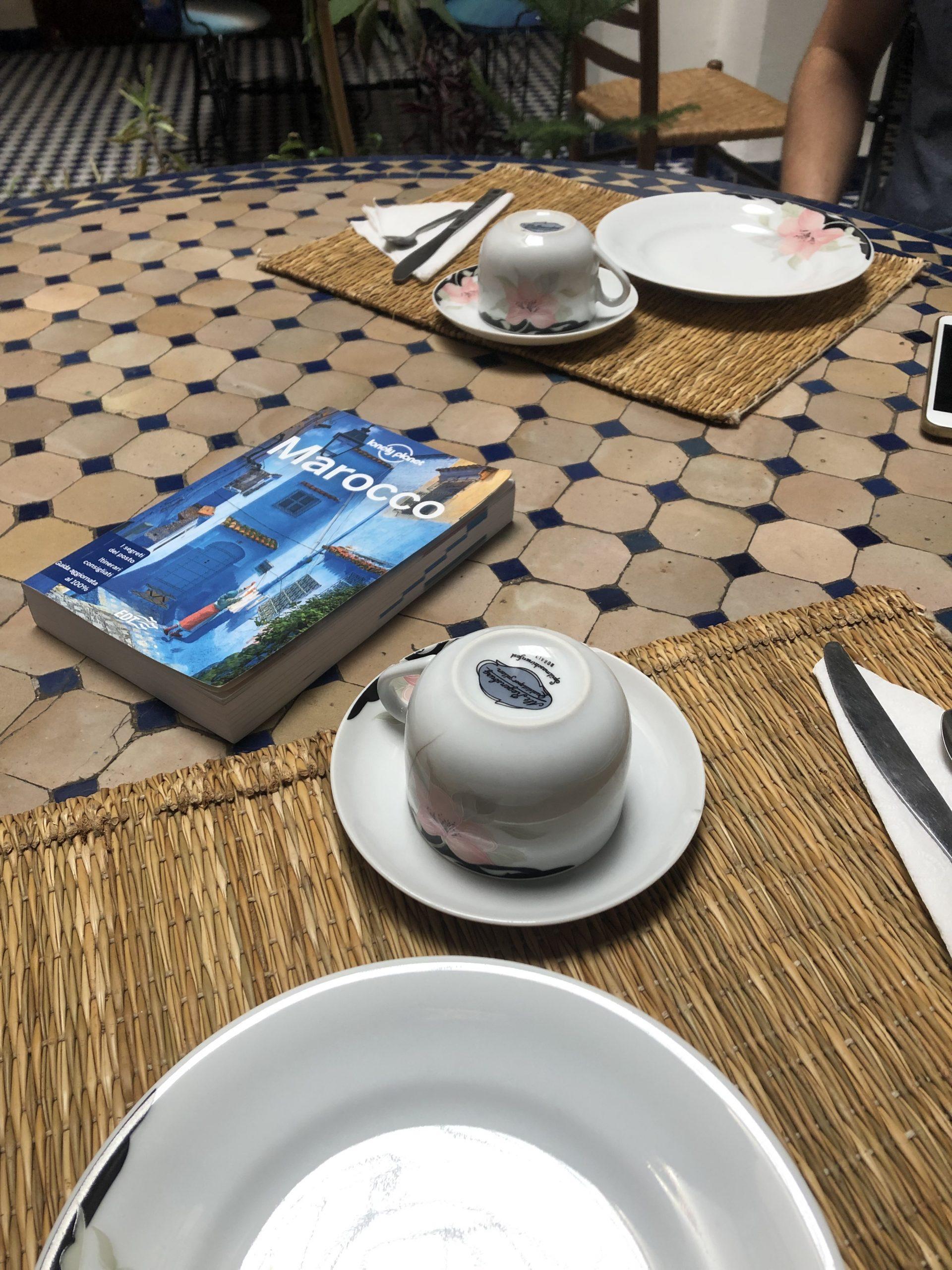 Dove dormire a Fes_la nostra colazione a Fes