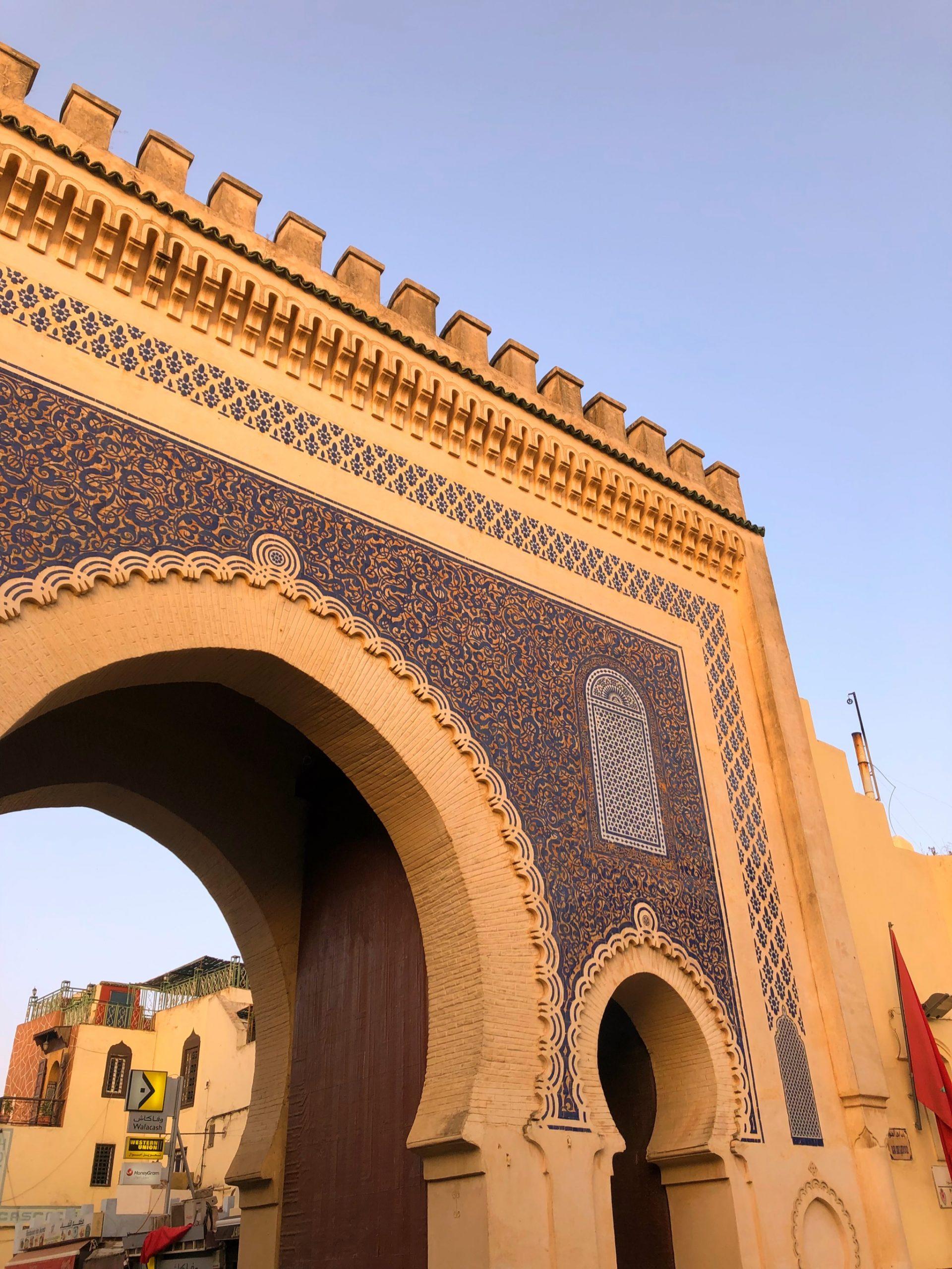 Visitare il Marocco in treno
