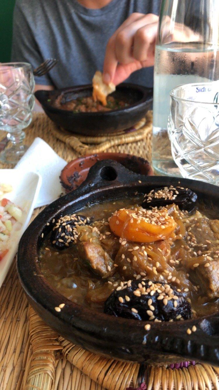 Tajine marocchine dove mangiare a Fes