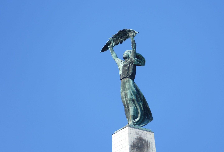 La Statua della Libertà a Budapest