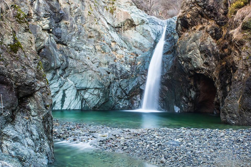 Piscine naturali in Piemonte: la Goja del Pis di Almese