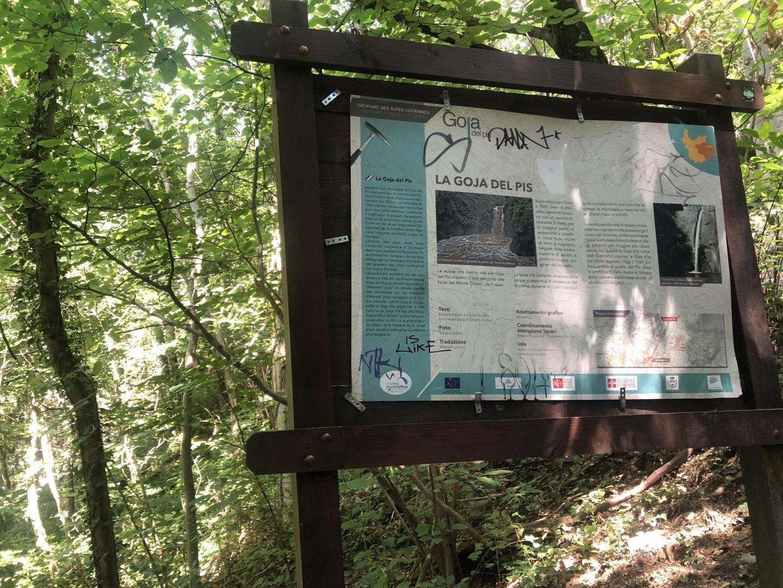 Piscine naturali in Piemonte_Goja del Pis