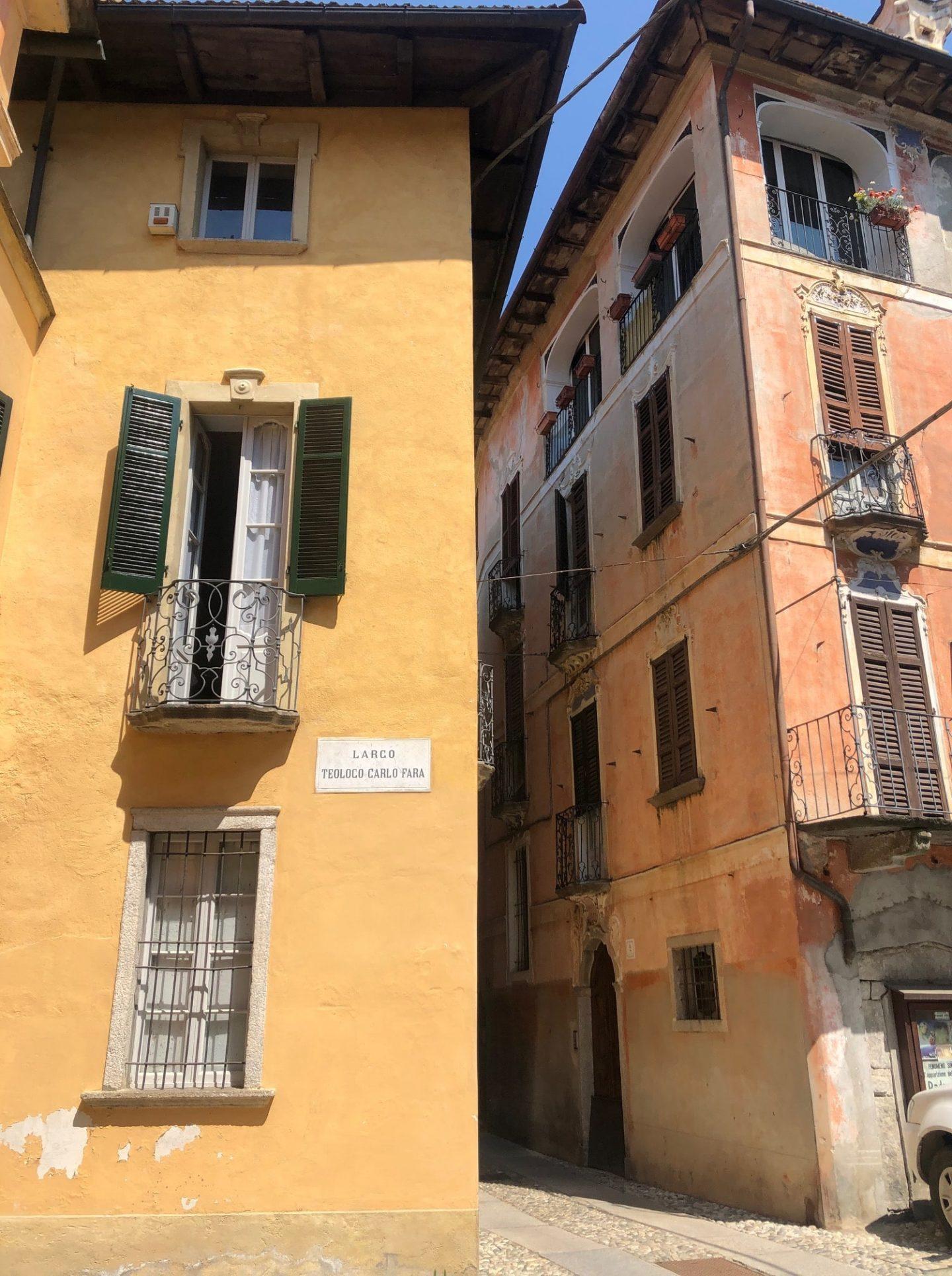 Borgo di Orta San Giulio