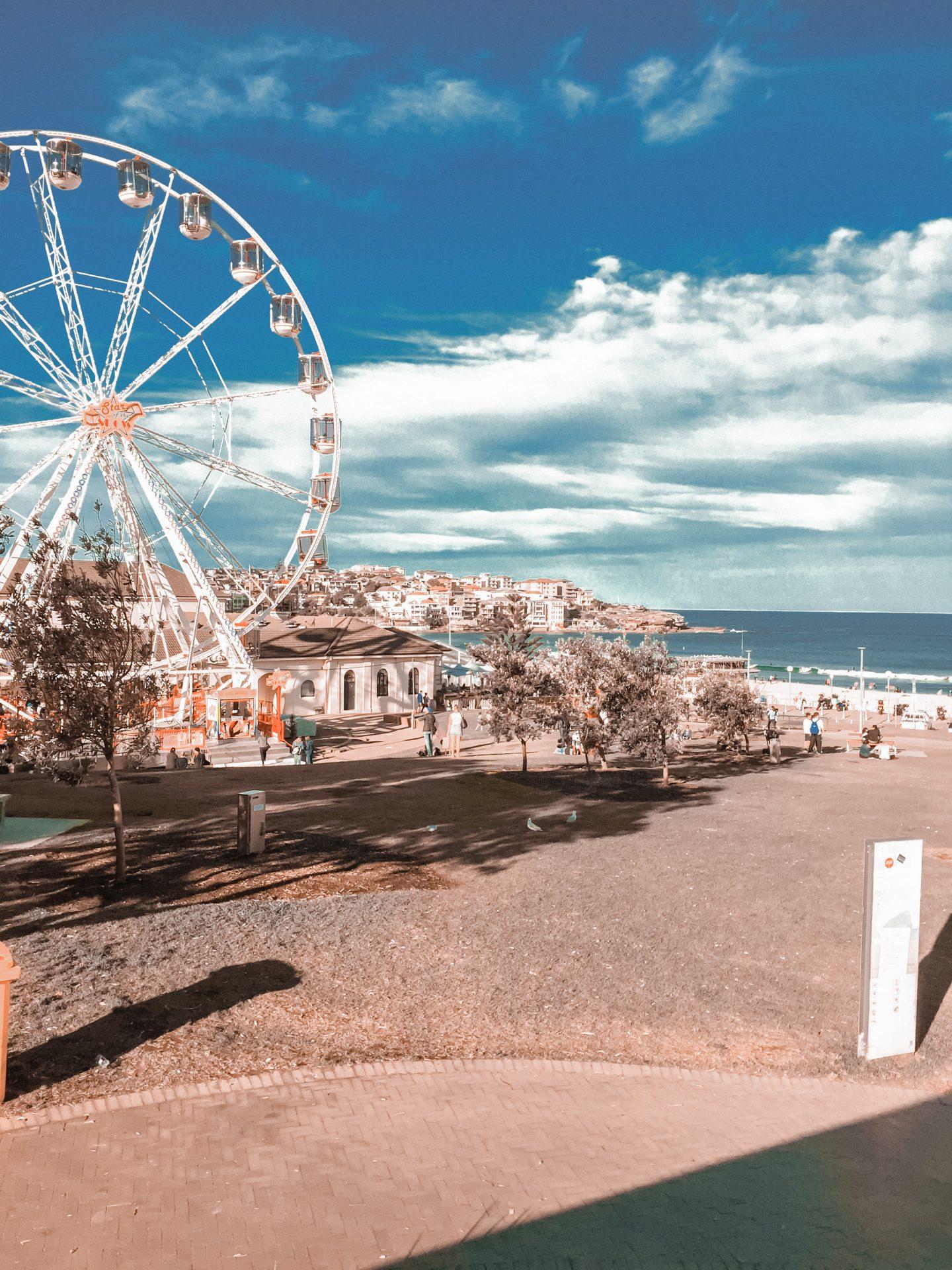Carosello a Bondi Beach