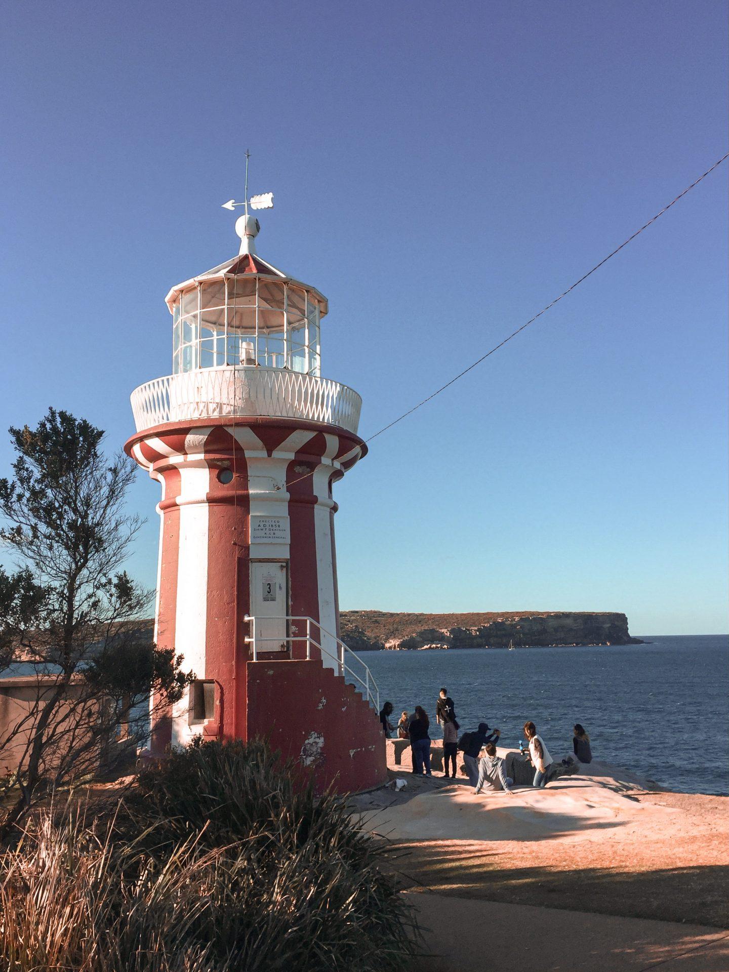 L'Hornby Lighthouse