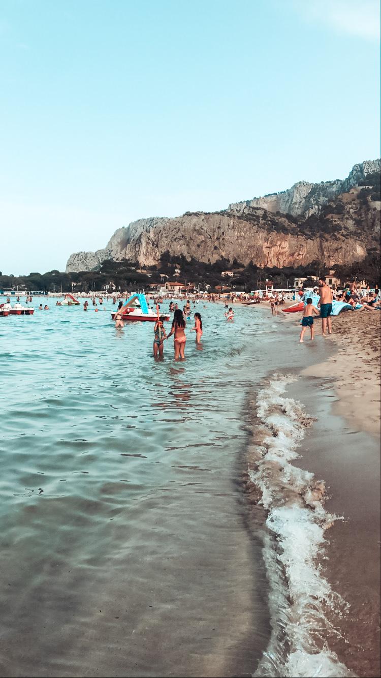 Spiaggia mondello