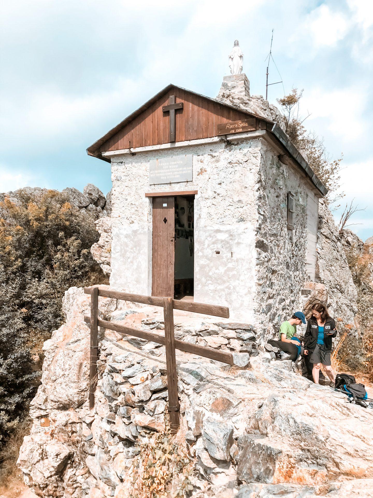 cappella rocca sella
